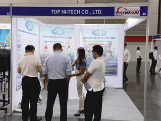 Welcome to Visit OIL & GAS THAILAND 2020, THT-EX Booth No.46