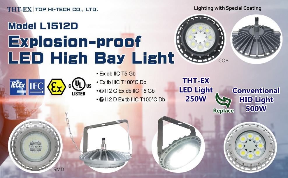 大瓦數防爆天井燈L1512D
