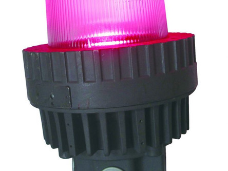 Explosion-Proof LED Warning Lights designed and Made in Taiwan was granted CNS Explosion-proof Certi