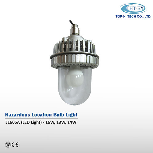 Hazardous Location Bulb Light L1605A (LED Light)