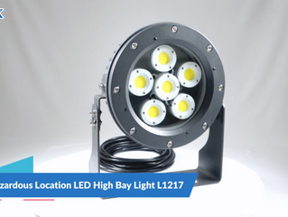 Hazardous Location LED Light_Product Videos on YouTube for Reference