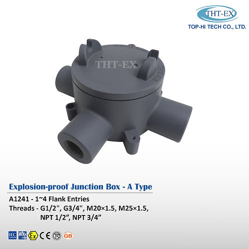 Explosion-proof Junction Box A1241 (A Type)