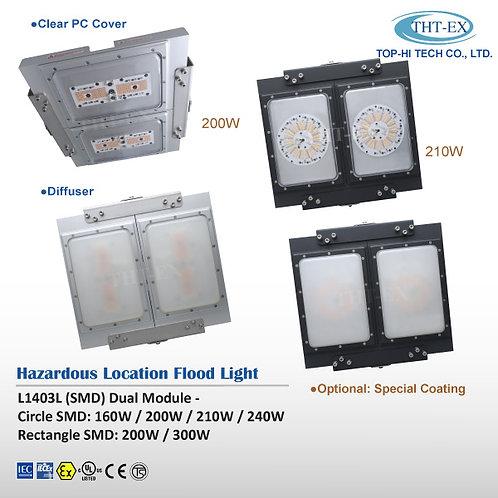 Hazardous Location Flood Light L1403L (SMD) Dual Module