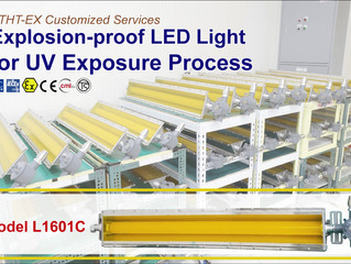 Explosion-proof LED Lighting for special application