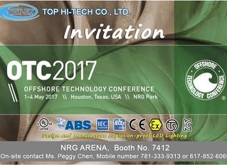 Please visit us at OTC 2017