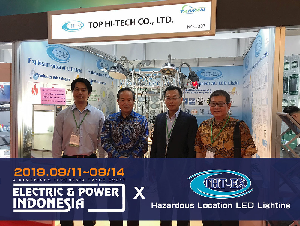 Electric & Power Indonesia 2019 - Day 1.