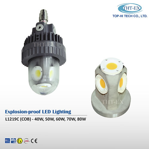 Explosion-proof LED Light L1219C (COB)