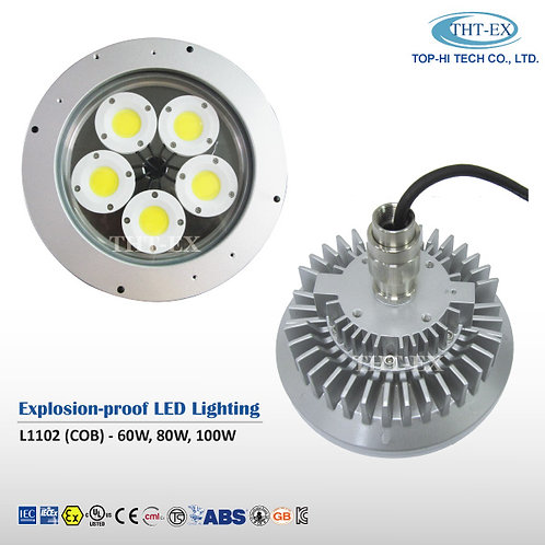 Explosion-proof LED Light L1102 (COB)