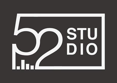 Logo Studio 52 donker