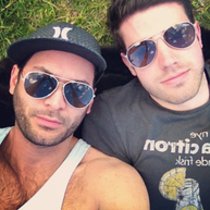 Hang overs in the park. We'd be dating 3 weeks at this point :)