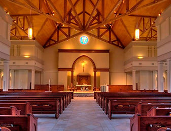 St Mark Catholic Church sanctuary