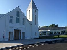 St Bonaventure Catholic Parish new church building