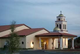 Catholic Church new sanctuary