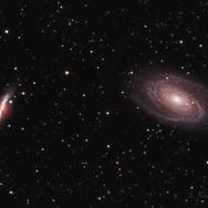 Bode & Cigar Galaxies