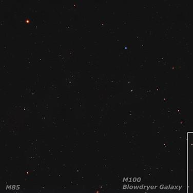 M85 (& M100)