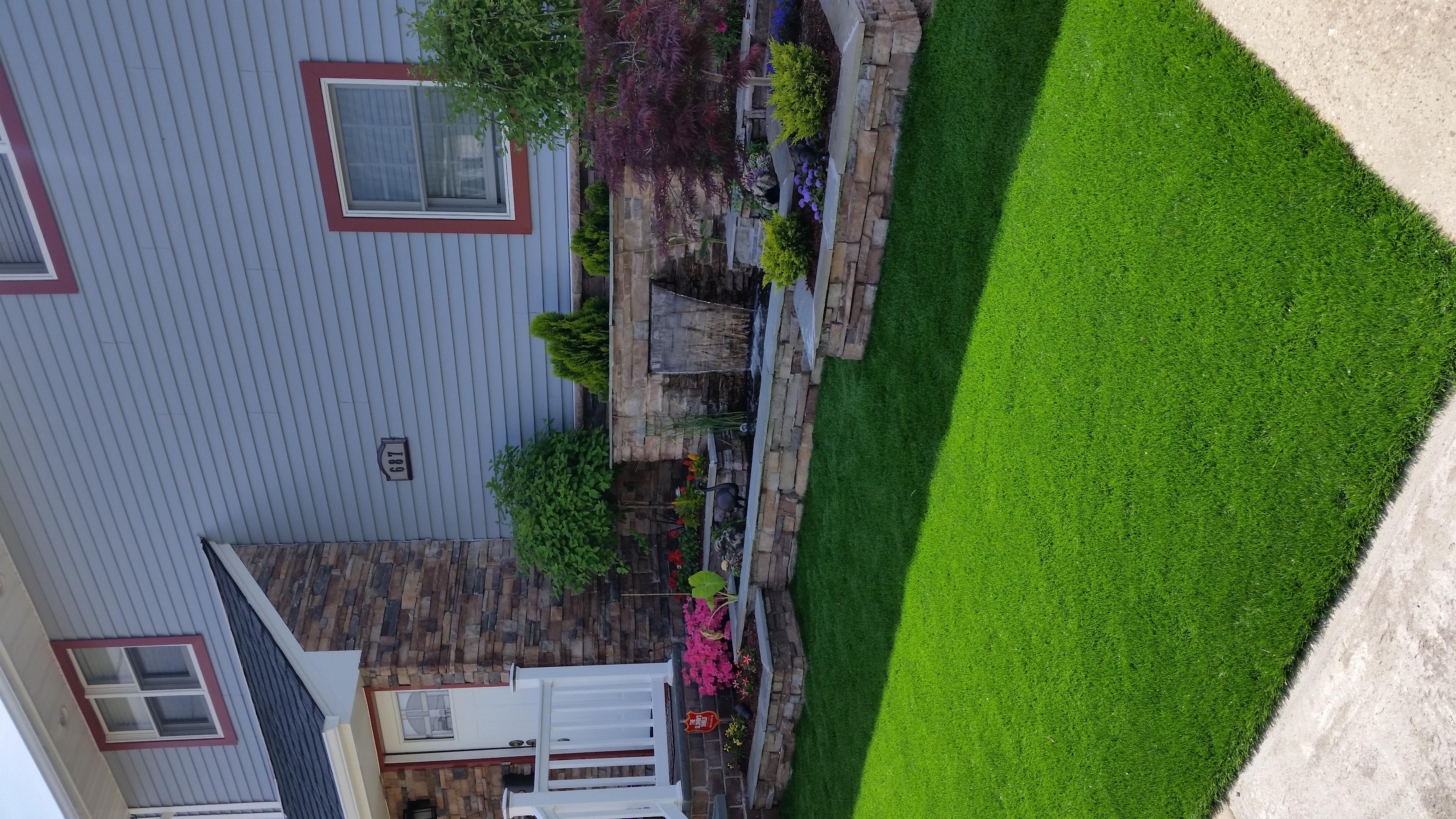 Lindenhurst Landscaping Design