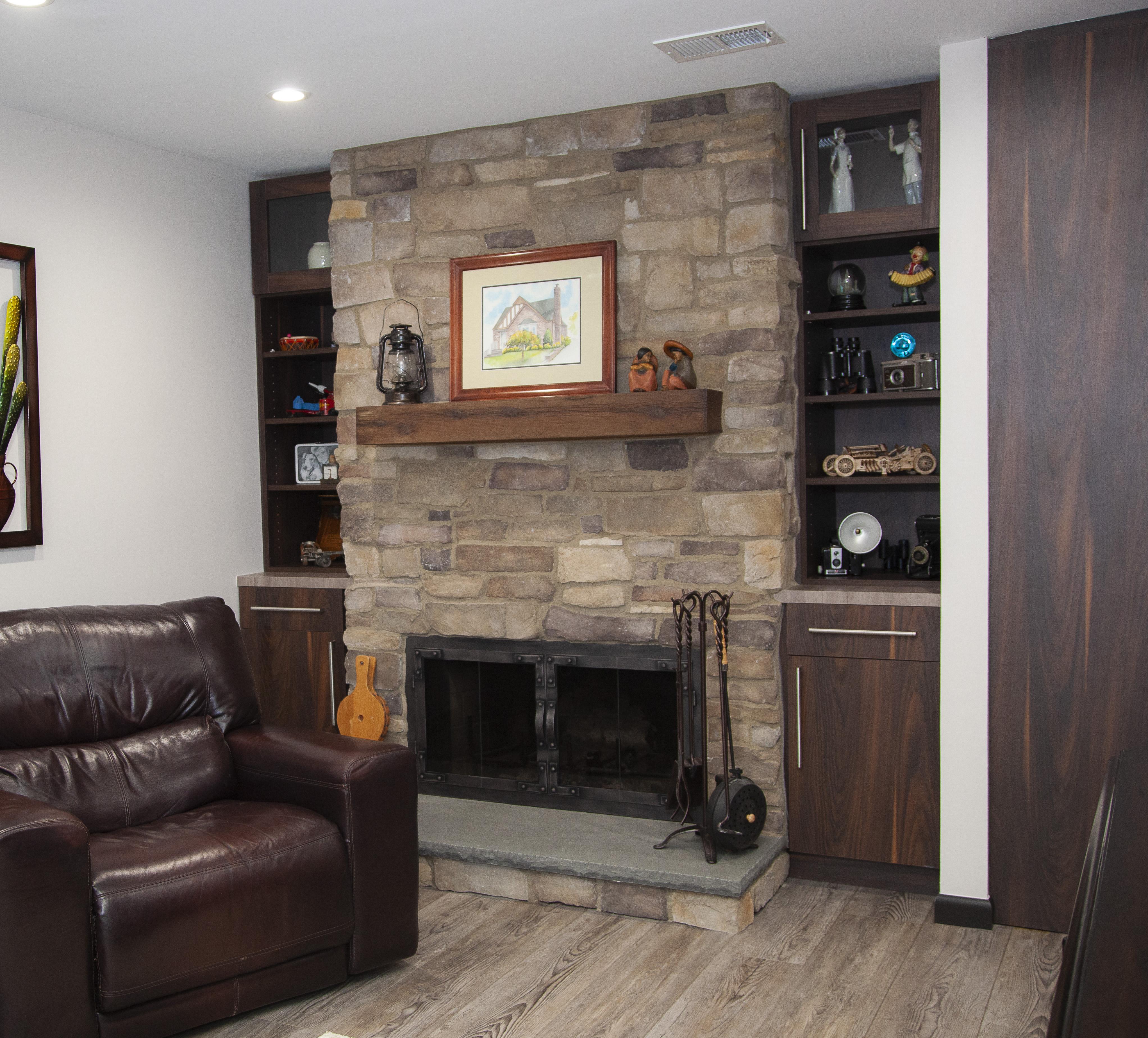New Fireplace design