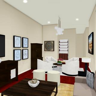 Living Room Presentation