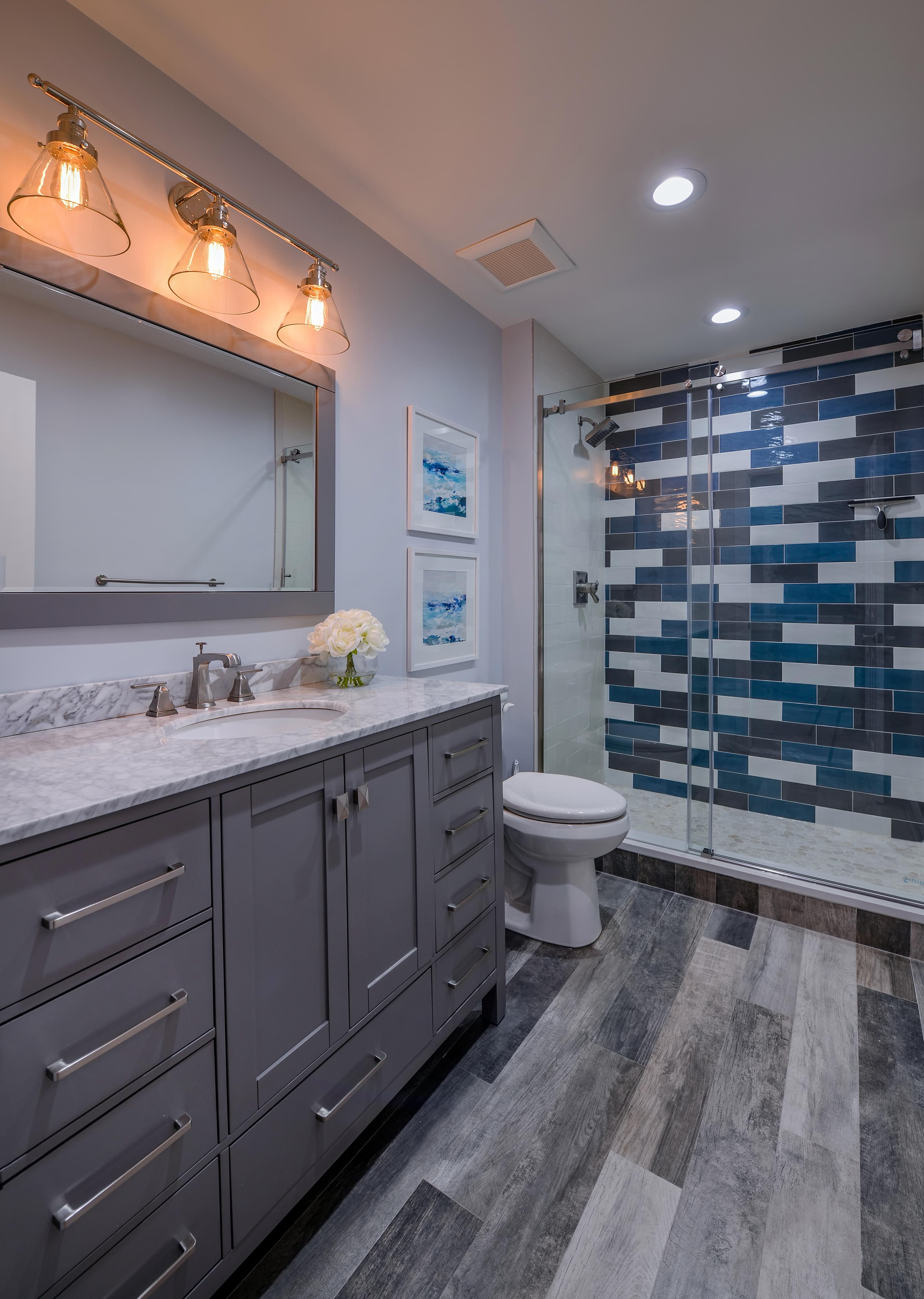 2nd Fl. Guest Bathroom