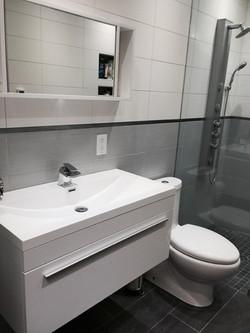 Queens Modern Bathroom