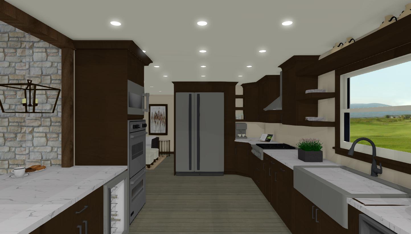 Kitchen Design Presentation