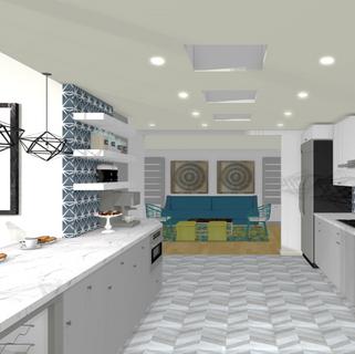 Kitchen Presentation