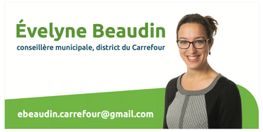 Évelyne Beaudin