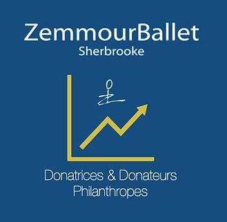 Donatrice & donateur philanthrope zemmourballet