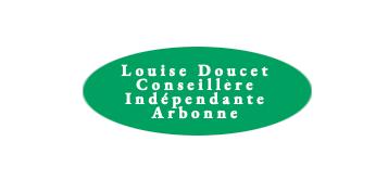 Louise Doucet Conseillère Indépentante Arbonne