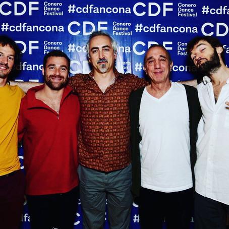 Stage en Italie, Conero Dance Festival