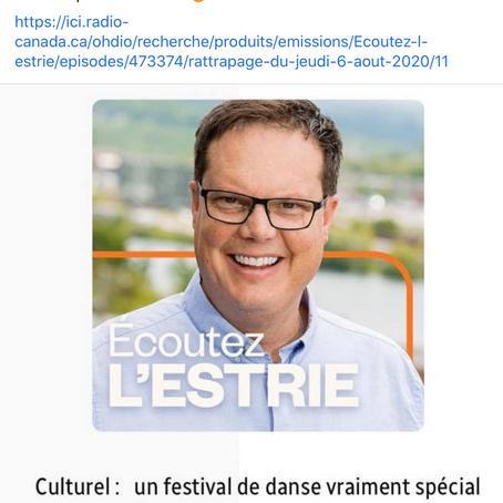RADIO CANADA EN PARLE