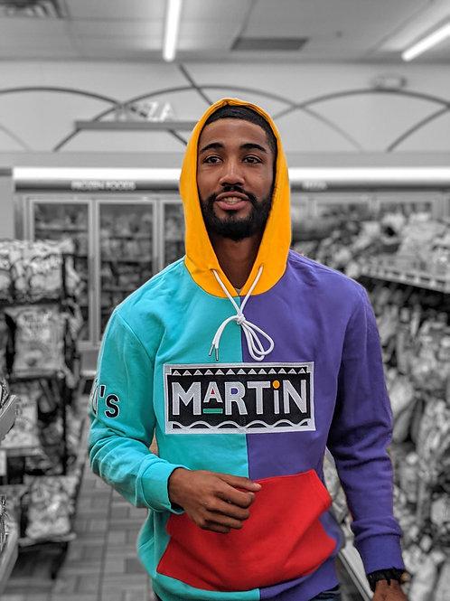 Martin Colorblock Hoodie