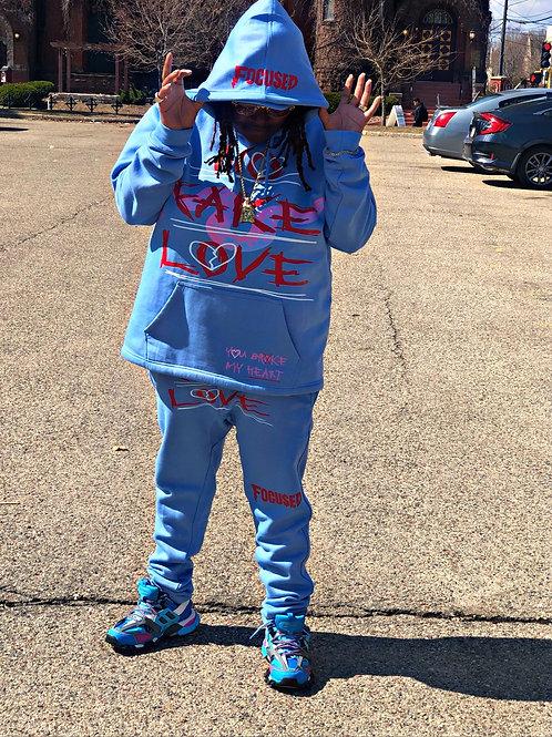 No Fake Love Sweatsuit