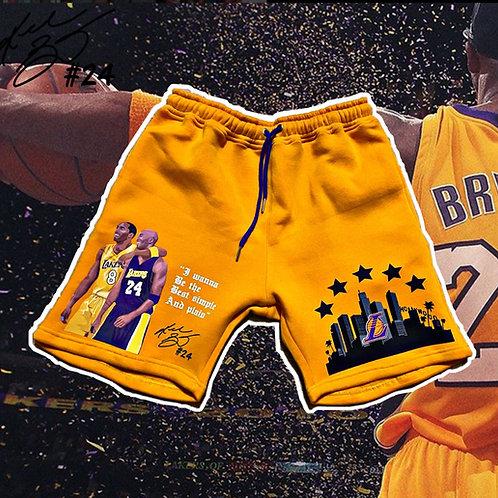 Kobe Dedication  Shorts