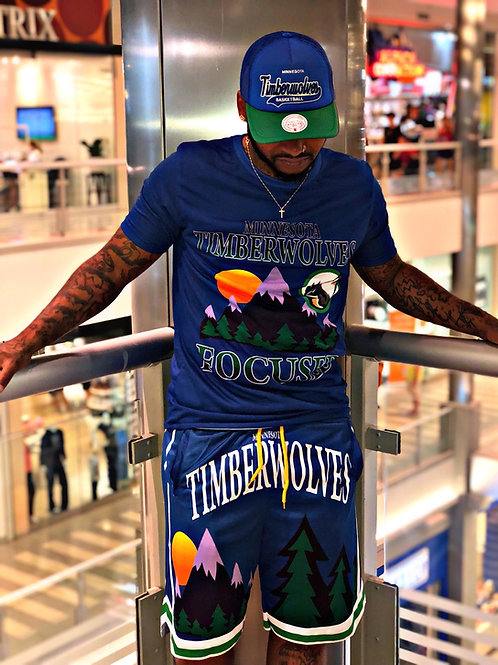 Focused Timberwolve T-shirt Only