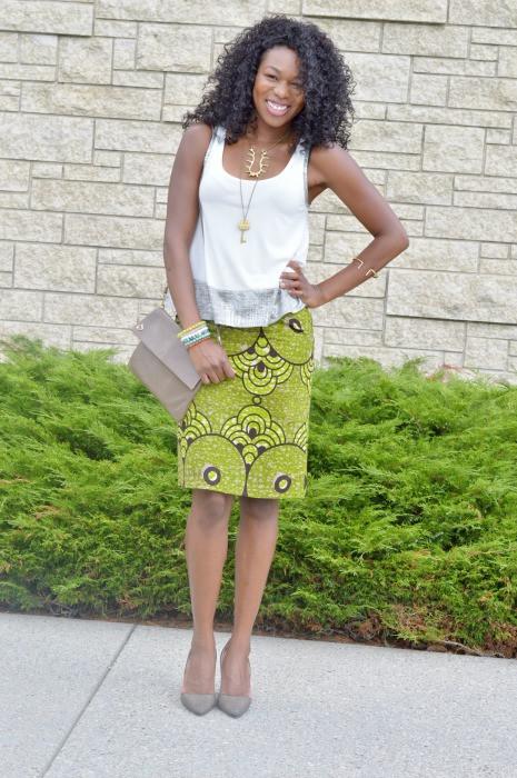 March Sustainably Stylish: Jameela