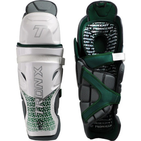 TronX Velocity LS Shin Guards