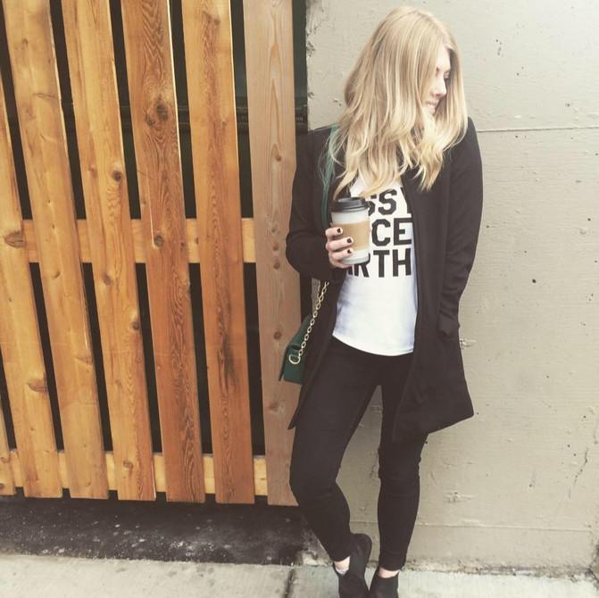 August Sustainably Stylish: Hayley