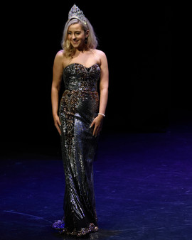 Miss Teen Divine UK Beauty Pageant / Evening Wear