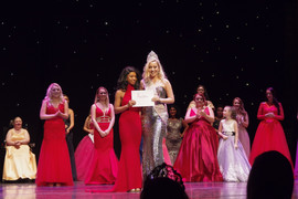 Miss Teen Divine UK / Awards