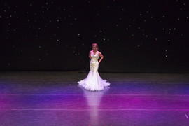 Mrs Divine UK Beauty Pageant / Evening Wear