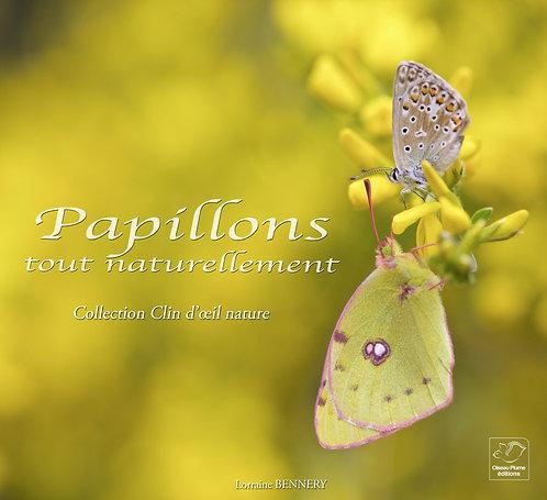 Papillons tout naturellement / Lorraine Bennery