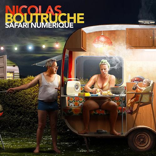 Safari numérique / Nicolas Boutruche