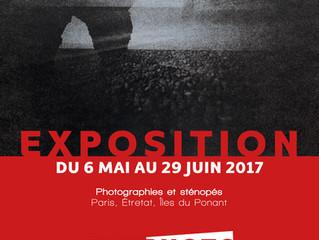 Exposition d'Annick Maroussy à l'Espace Photo du Perche