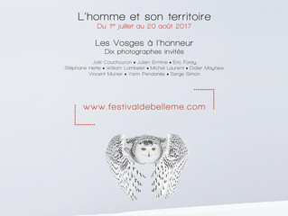 Première édition du Festival Photo de Bellême