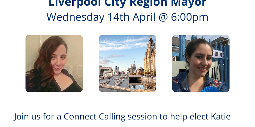 CYW & CWO North West Connect calling withDehenna Davidson MP to supportKatie Burgess and Jade Marsden