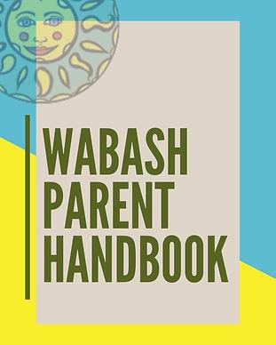 Wabash Parent Handbook - Escuela Viva