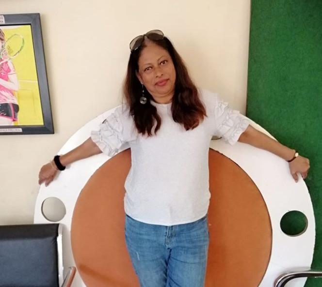 Anjali Gadoya, a grandmother, a proud Breast cancer survivor