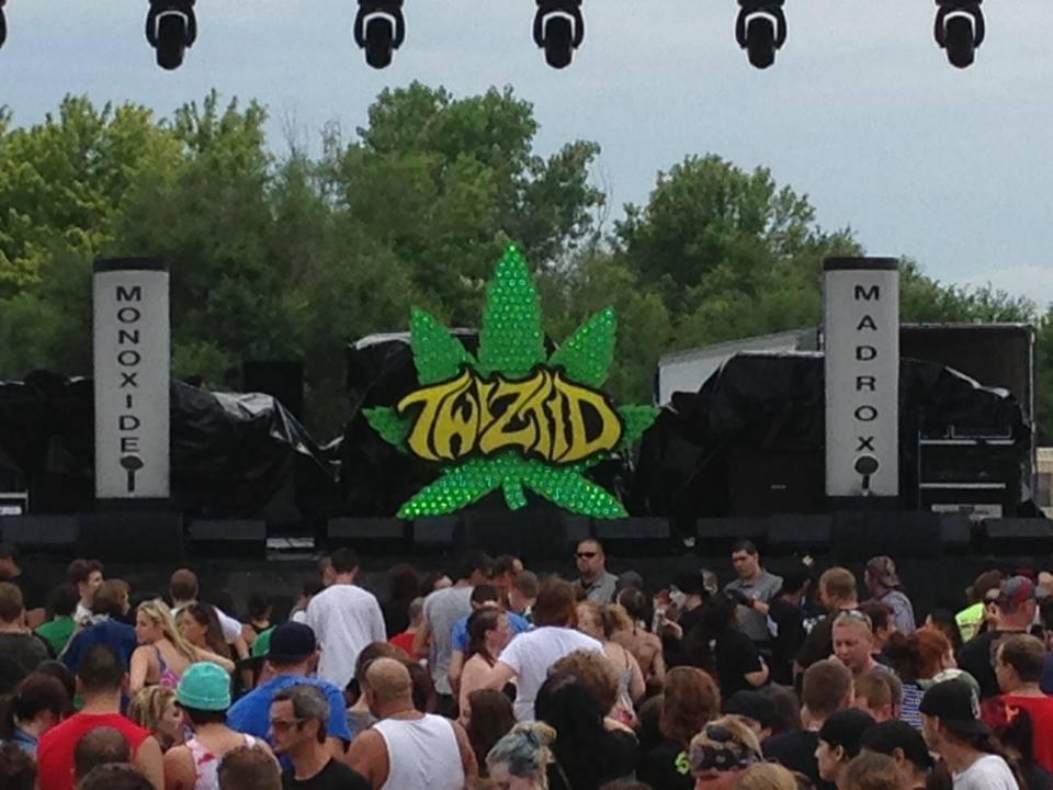 Twiztid Stage