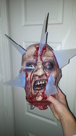 Custom Halloween Mask